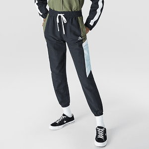 Брюки Converse WOVEN WARM UP PANT NAVY